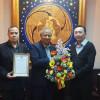 ประธานสภาการ นสพ. แสดงความยินดี 59 ปี นสพ.ตงฮั้ว